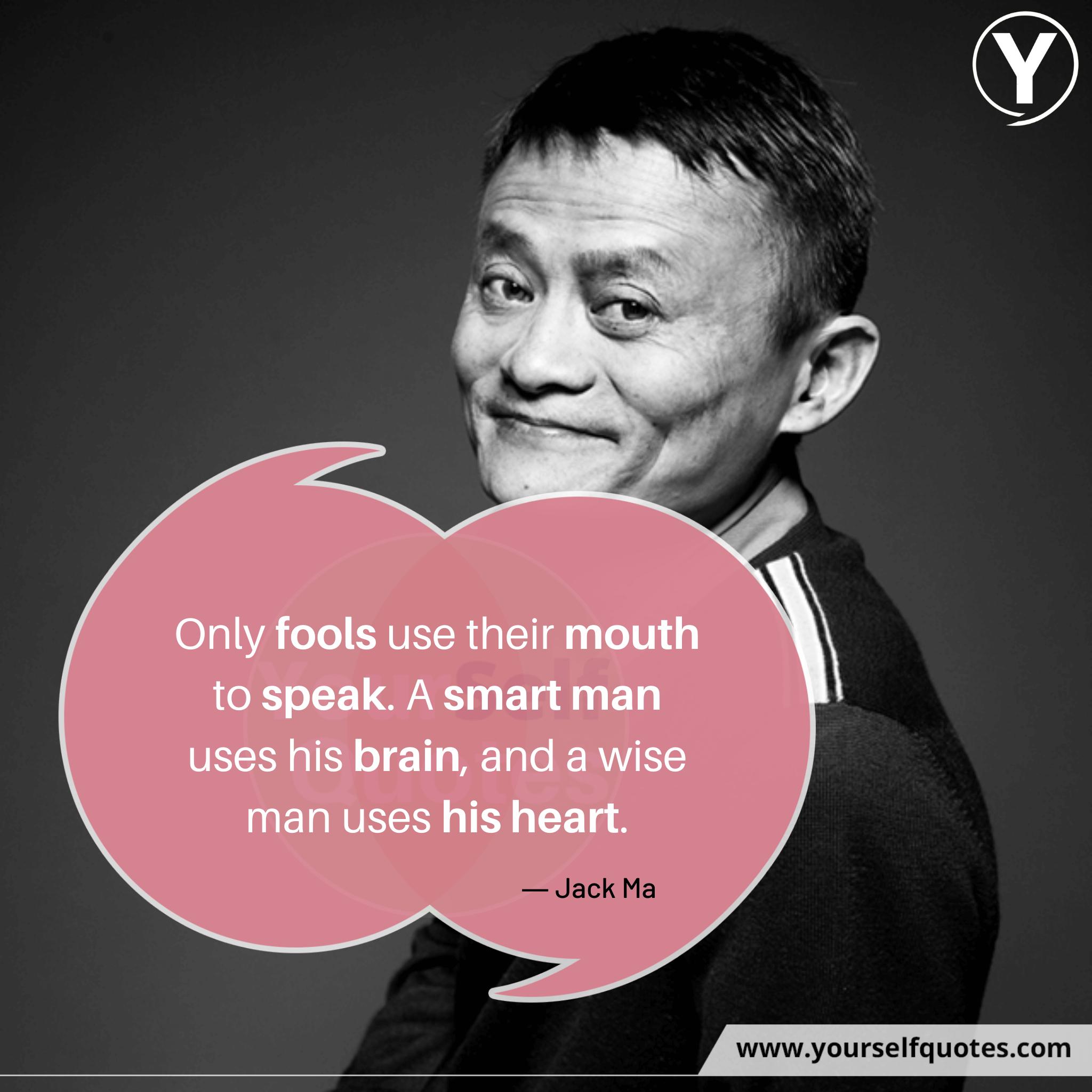 Kutipan Jack Ma