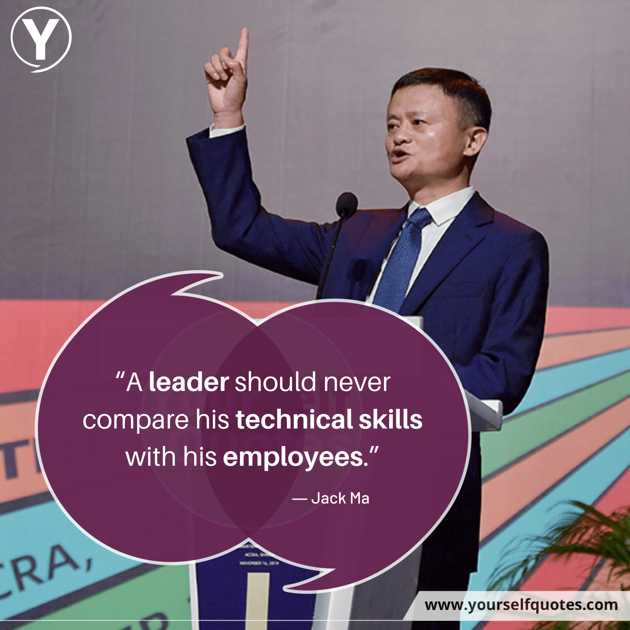 Jack Ma Quotes on Employees