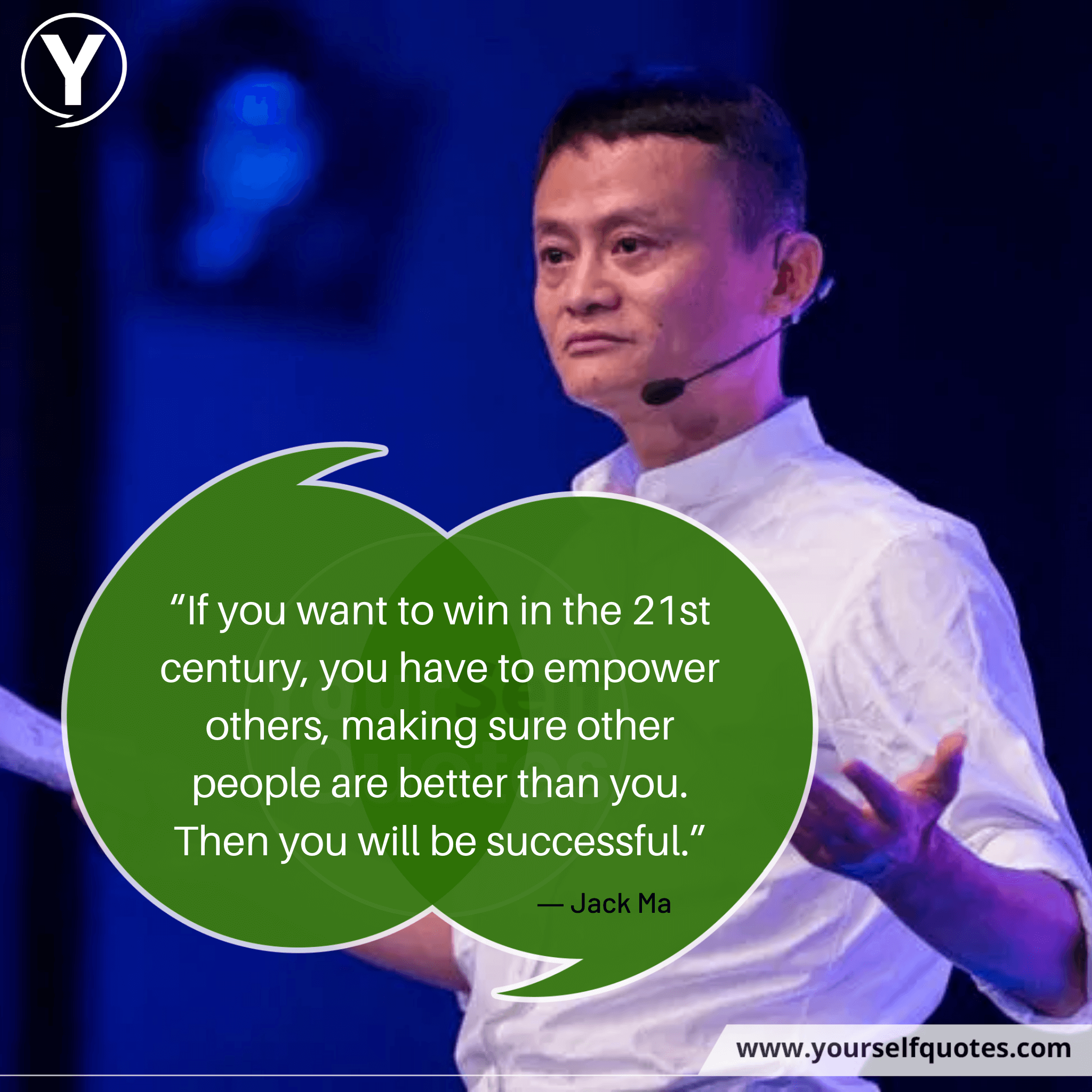 Jack Ma Successful Quotes