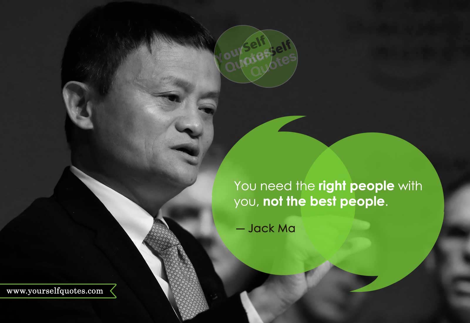 Jack Ma Words Thoughts Quotes