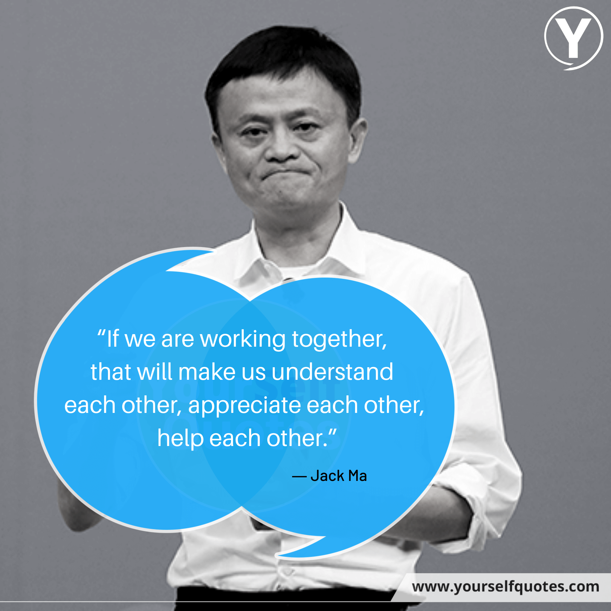 Jack Ma Working Quotes