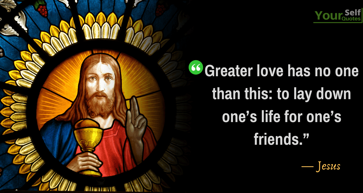 Jesus Bible Love Quotes Images