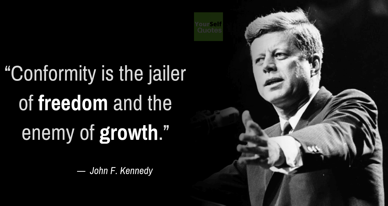 John F. Kennedy Quotations