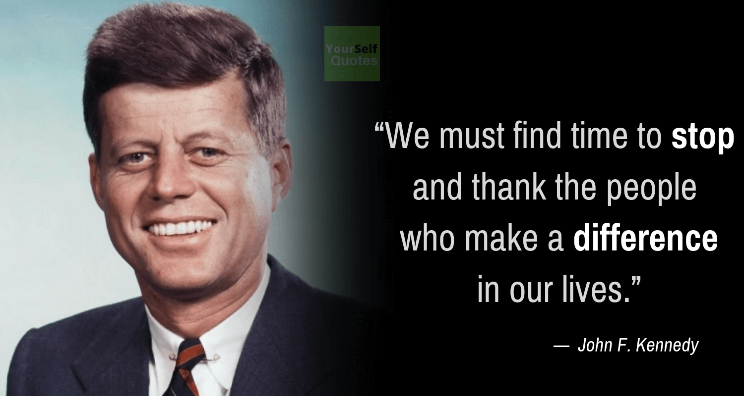 JohnFKennedy Quote