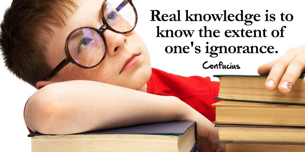 Knowledge Quotes by Confucius