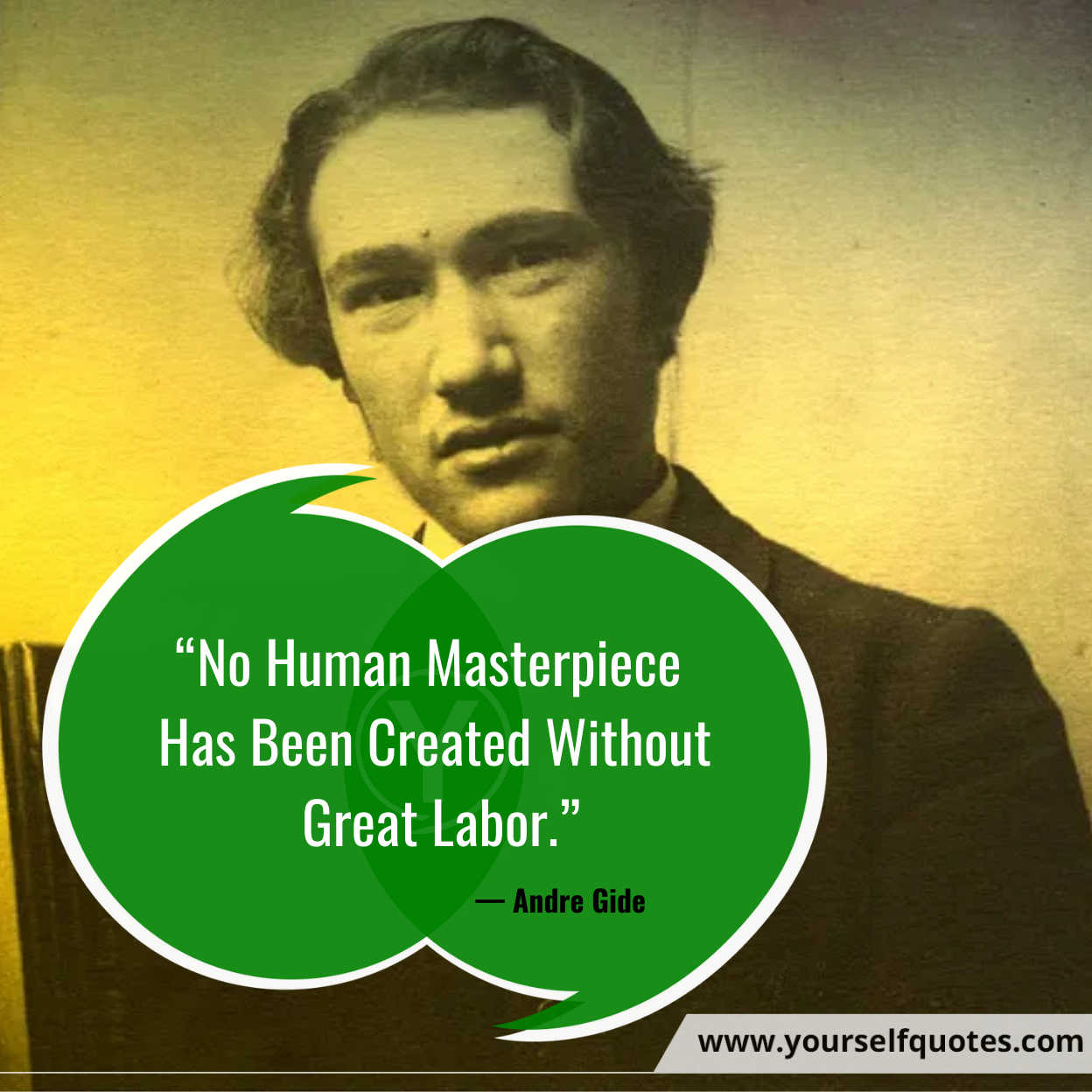 Labor Day Quotes by Andre Gide