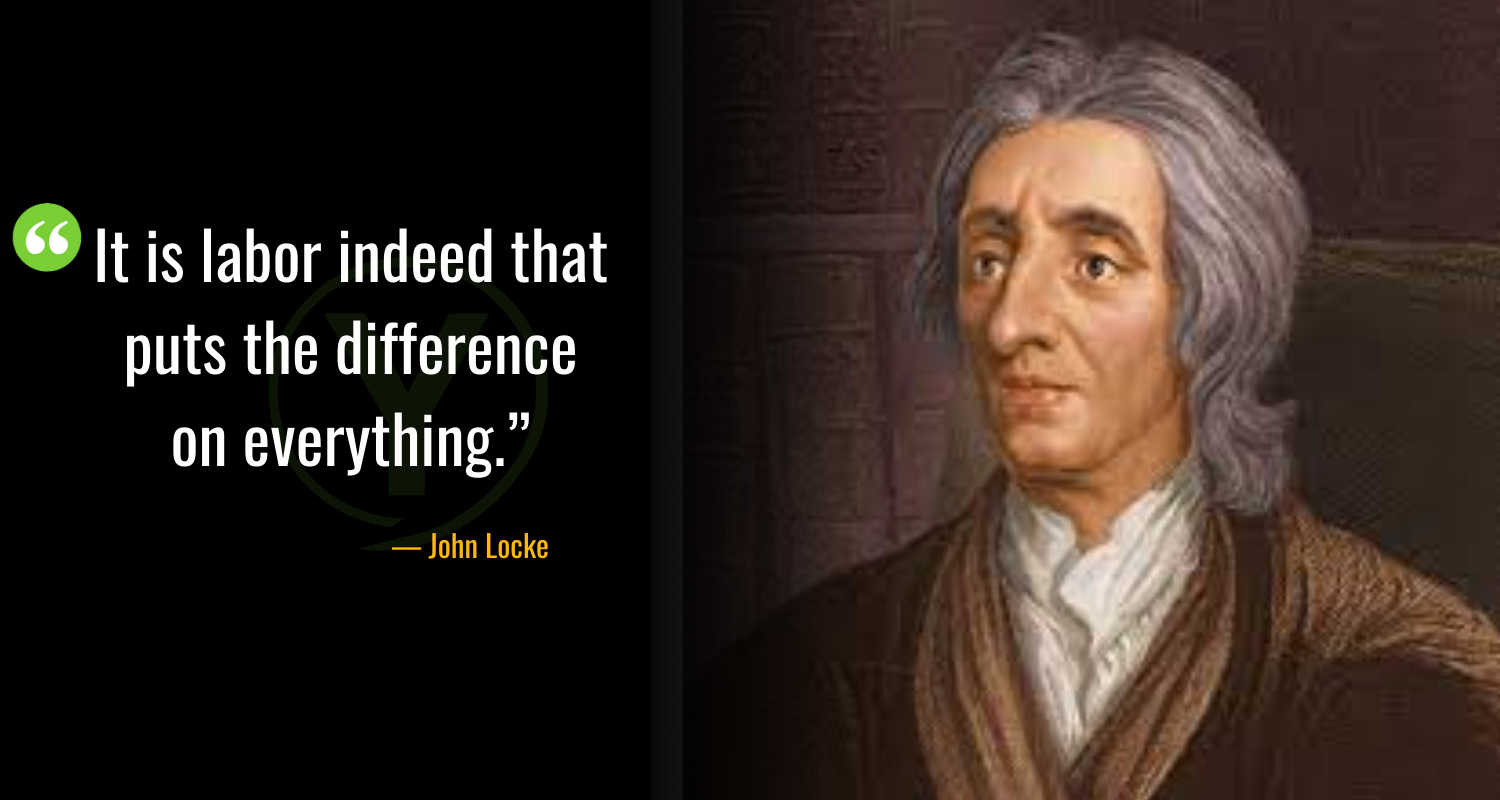 Labor Day Quotes by John Locke