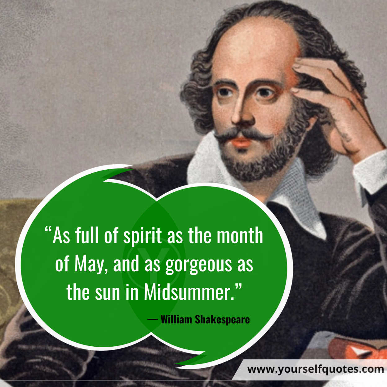 Kutipan Hari Buruh oleh William Shakespeare
