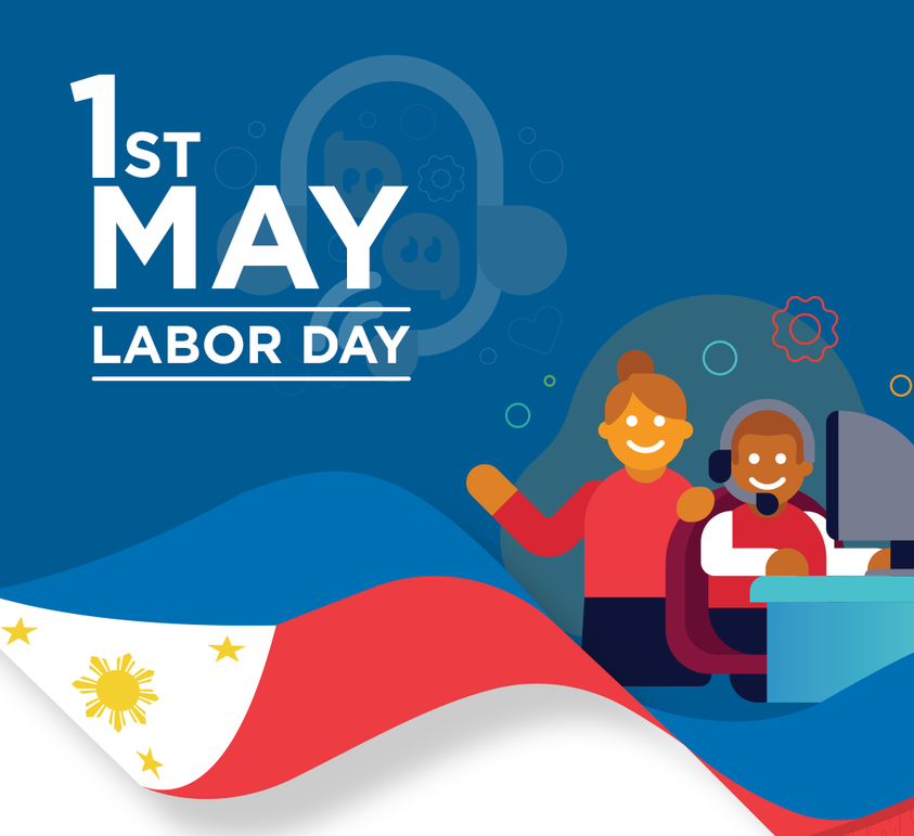 Labor Day on May 1st Image