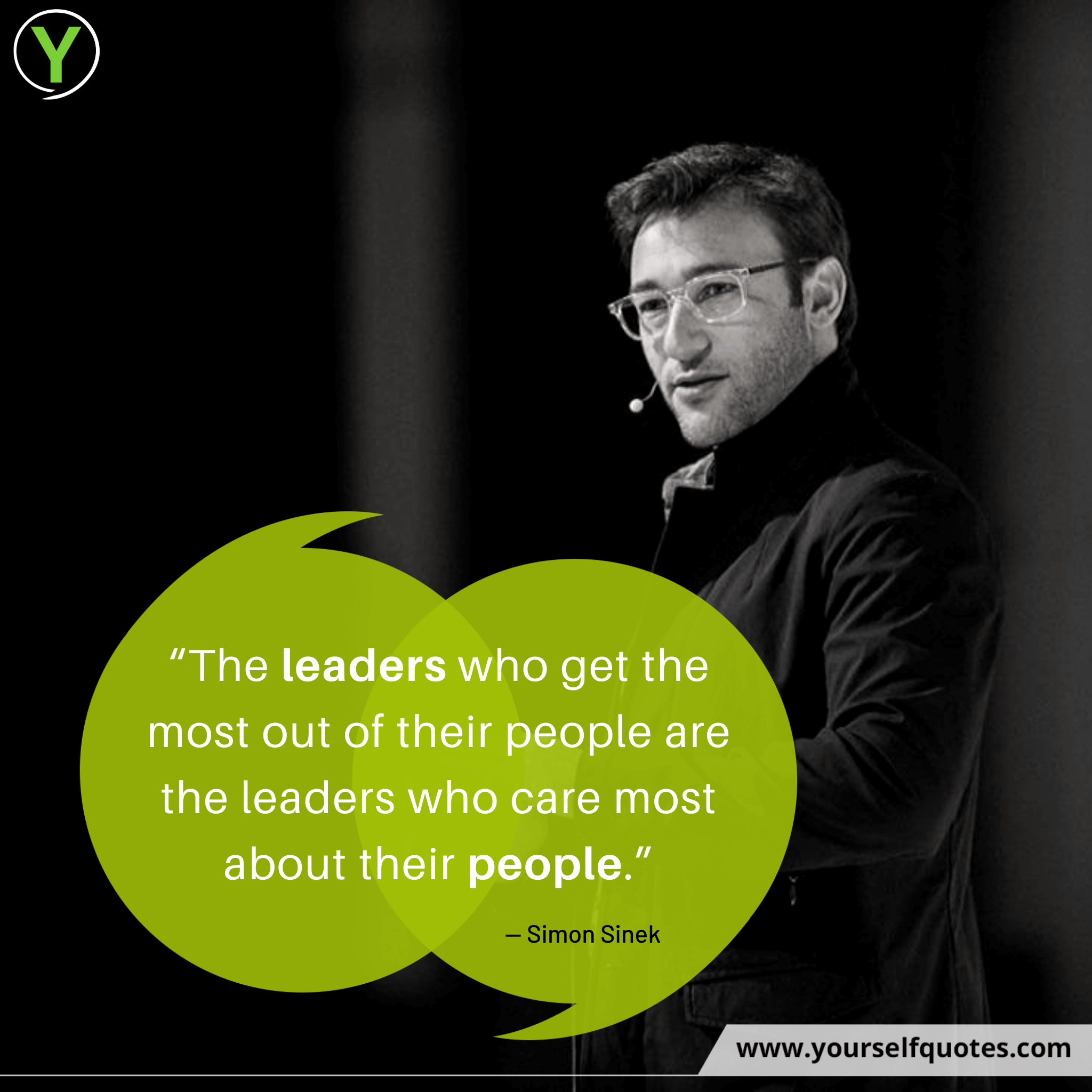 Leader Quotes by Simon Sinek