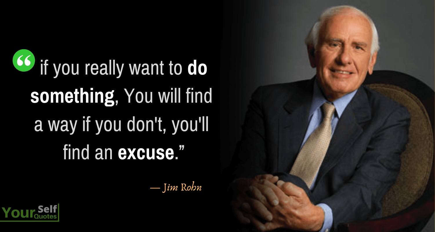 Life Quotes by Jim Rohn