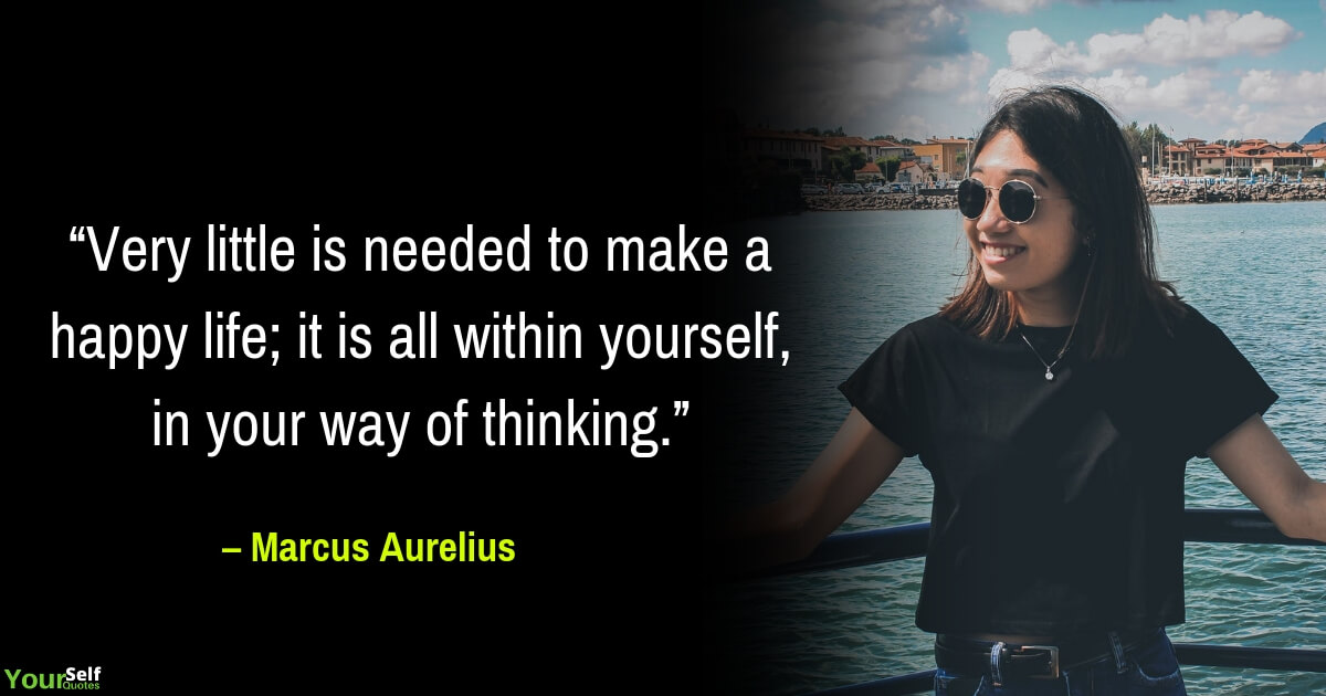Life Quotes by Marcus Aurelius