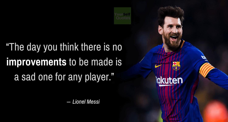 Lionel Messi Quotes Photos