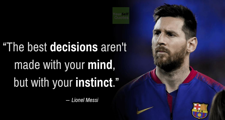 Quote Lionel Messi Quotes