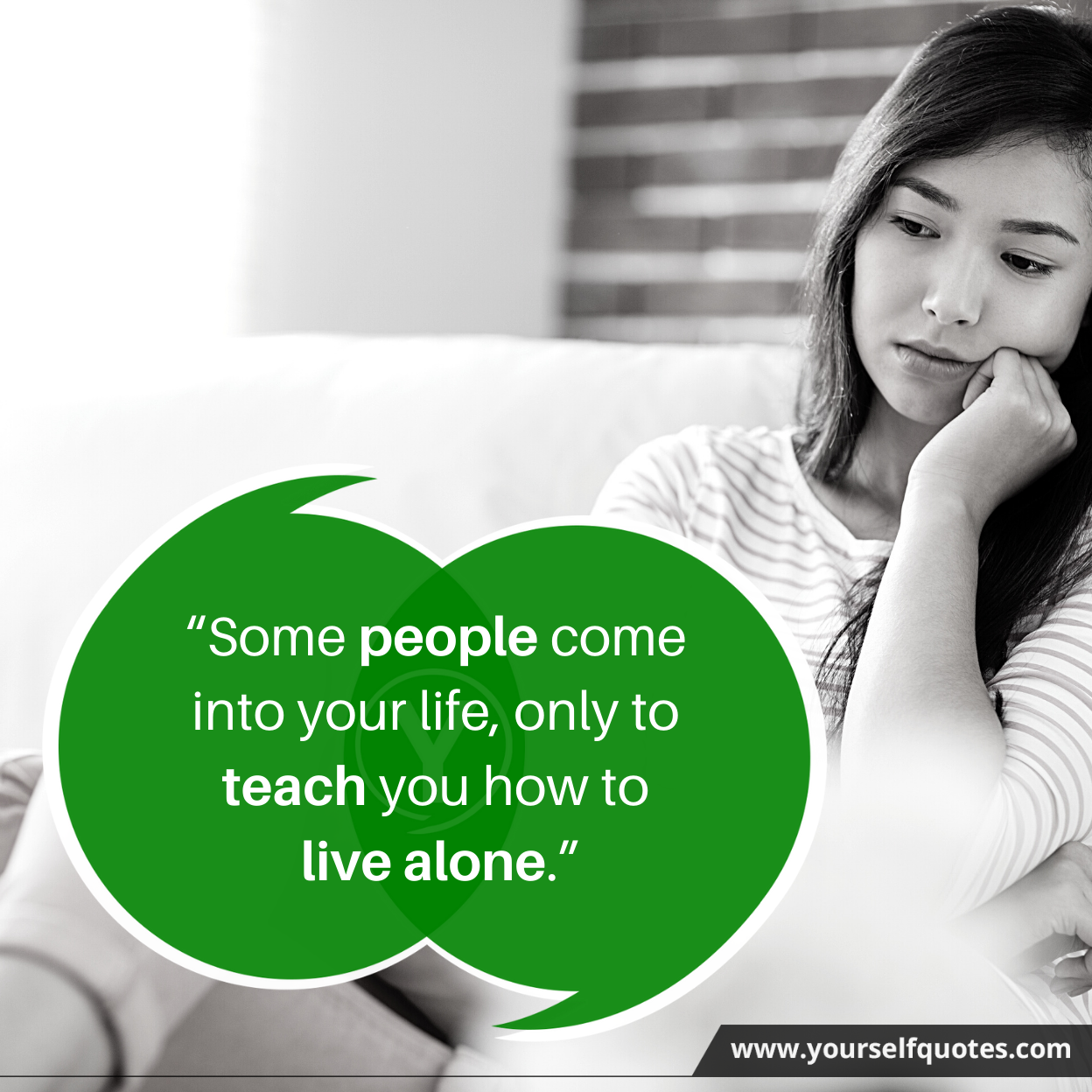 Alone Quotes Images