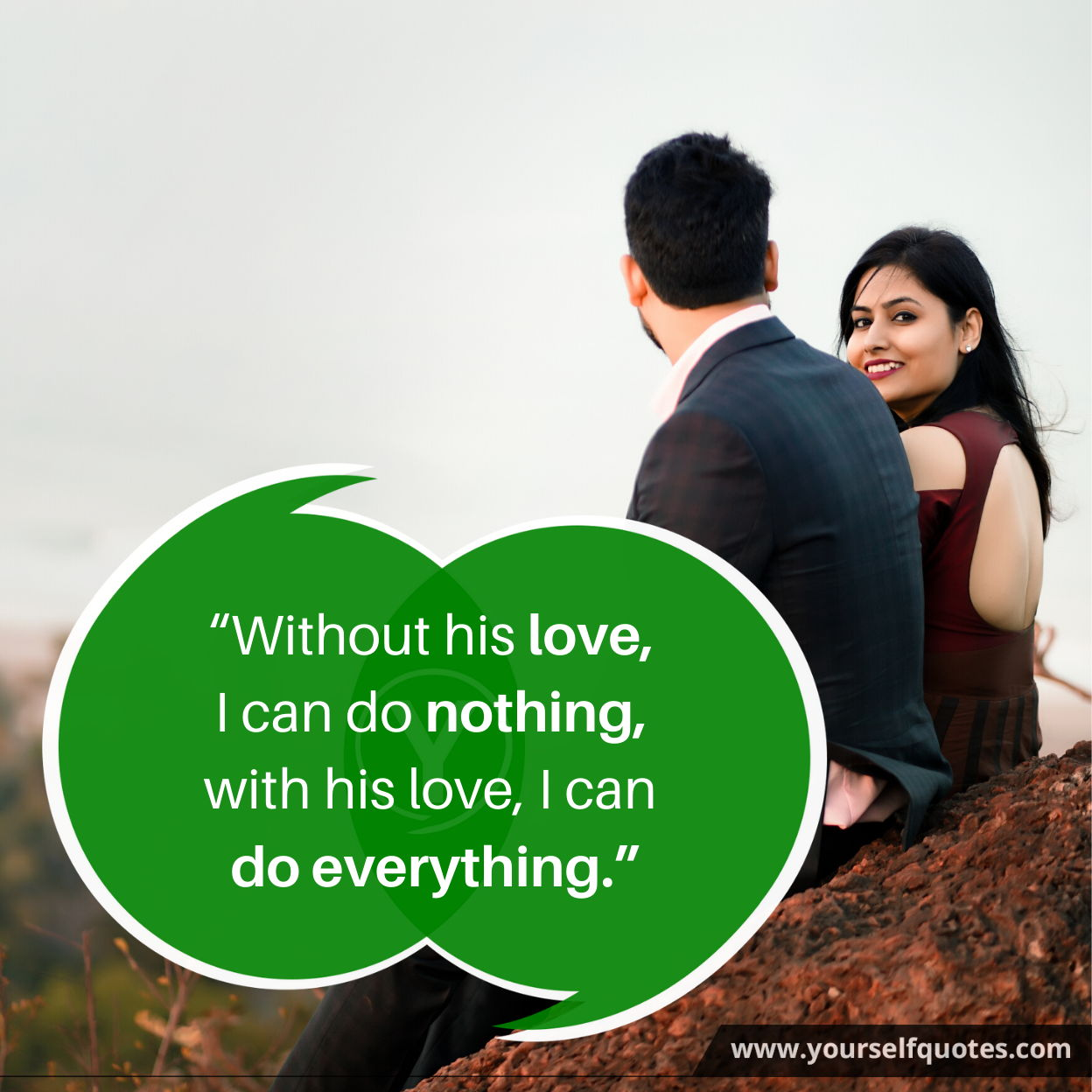 Love Quotes on Love Pictures