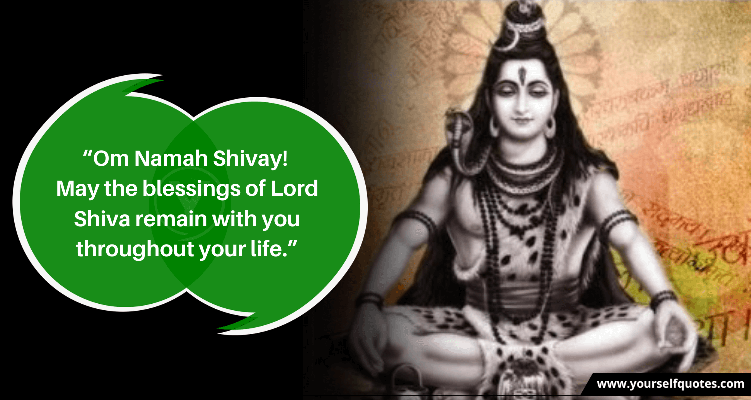 Mahashivratri Wishes Quotes