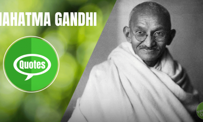 Mahatma Gandhi Quotes Images