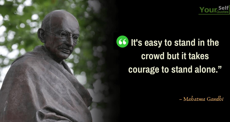 Gandhi Jayanti Quotes Images