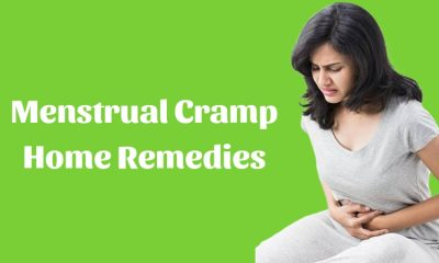 Menstrual Cramp Home Remedies