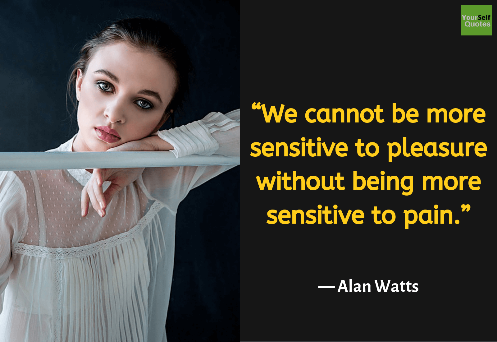 Mental Health Quotes by Alan Watts
