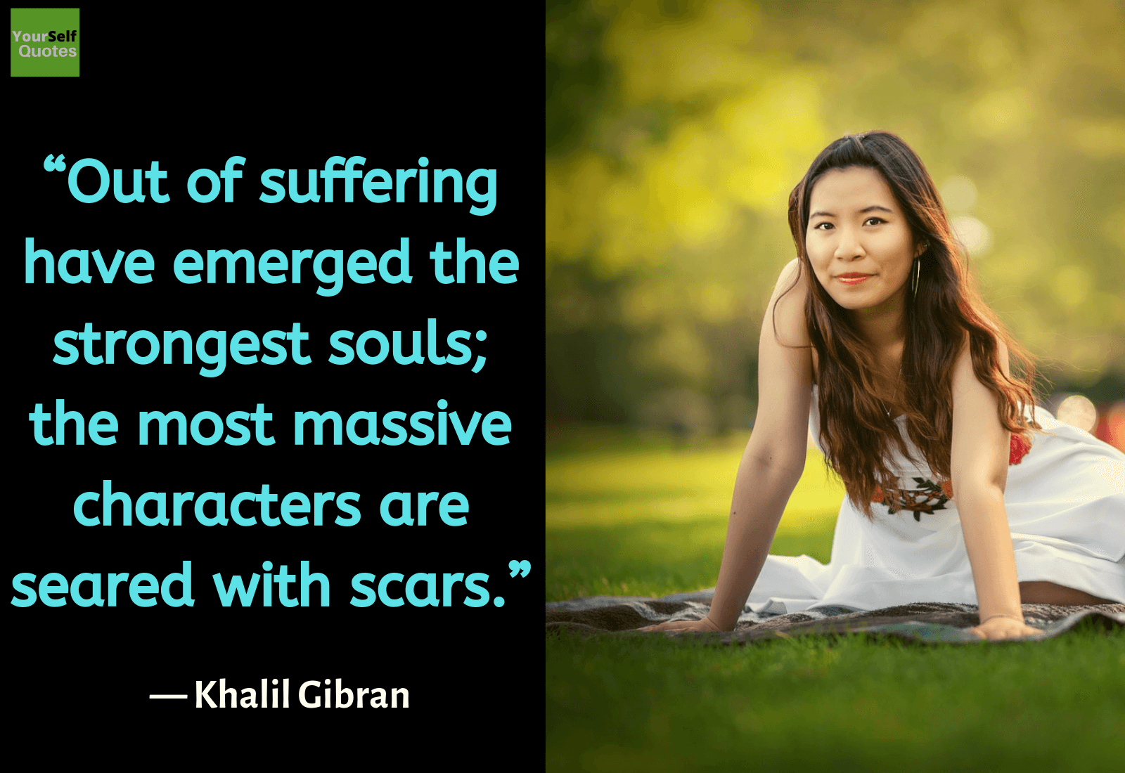 Mental Health Quotes by Khalil Gibran