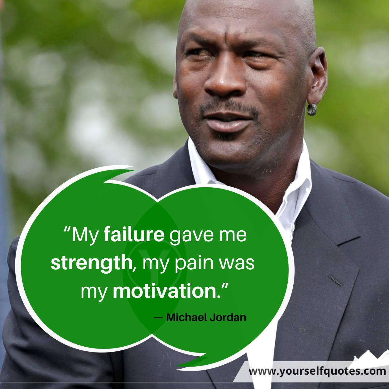 Michael Jordan Quotes Images