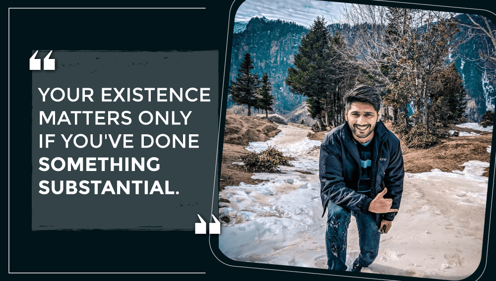 Mihir Gadhvi Quotes Wallpaper