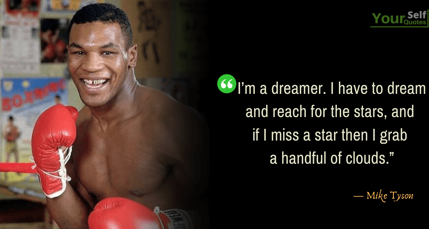 Quotes by Mike Tyson