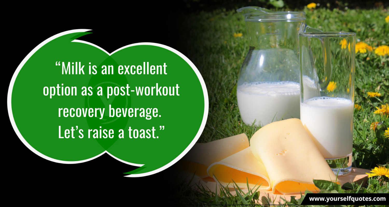 Milk Day Best Quotes