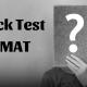 Mock Test GMAT