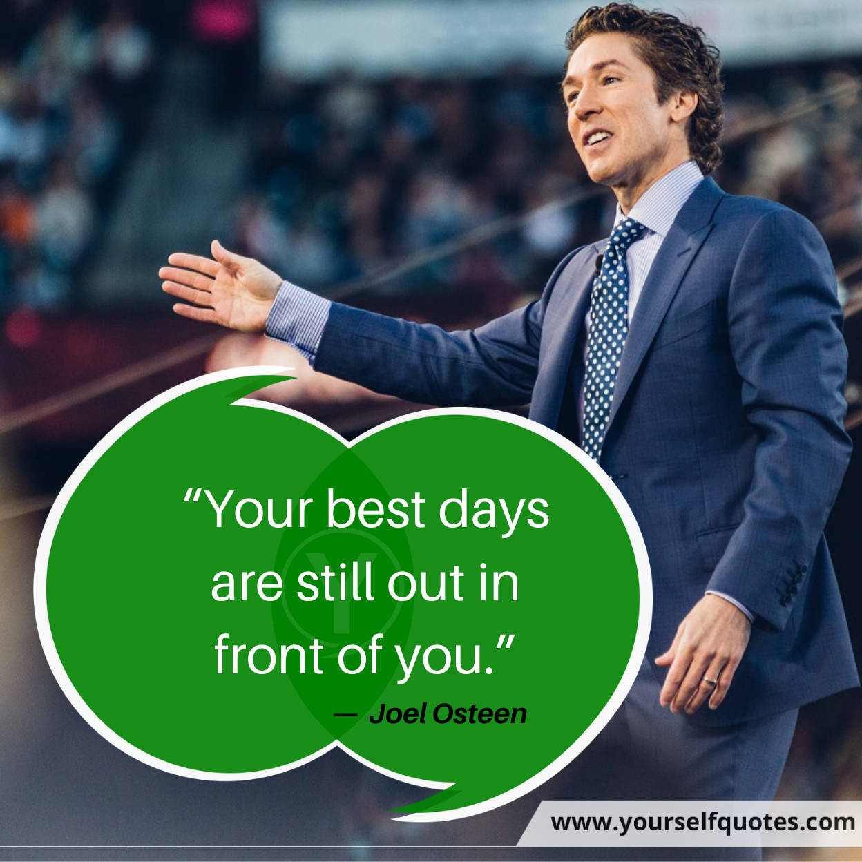 Monday Quotes by Joel Osteen