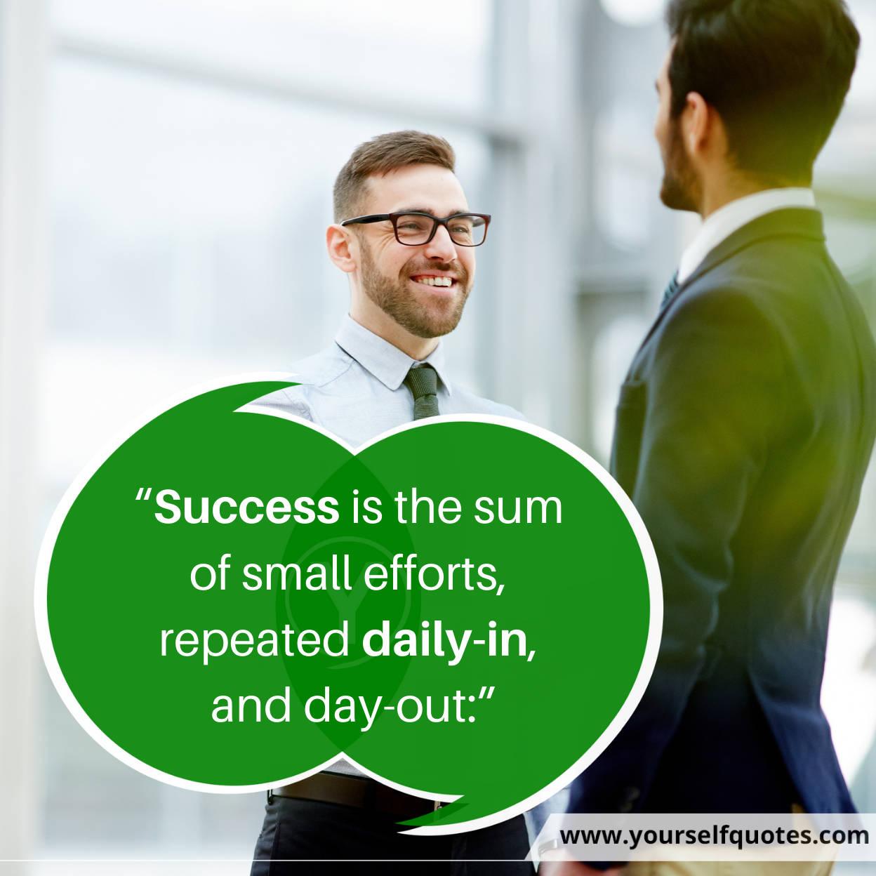 Monday Success Quotes