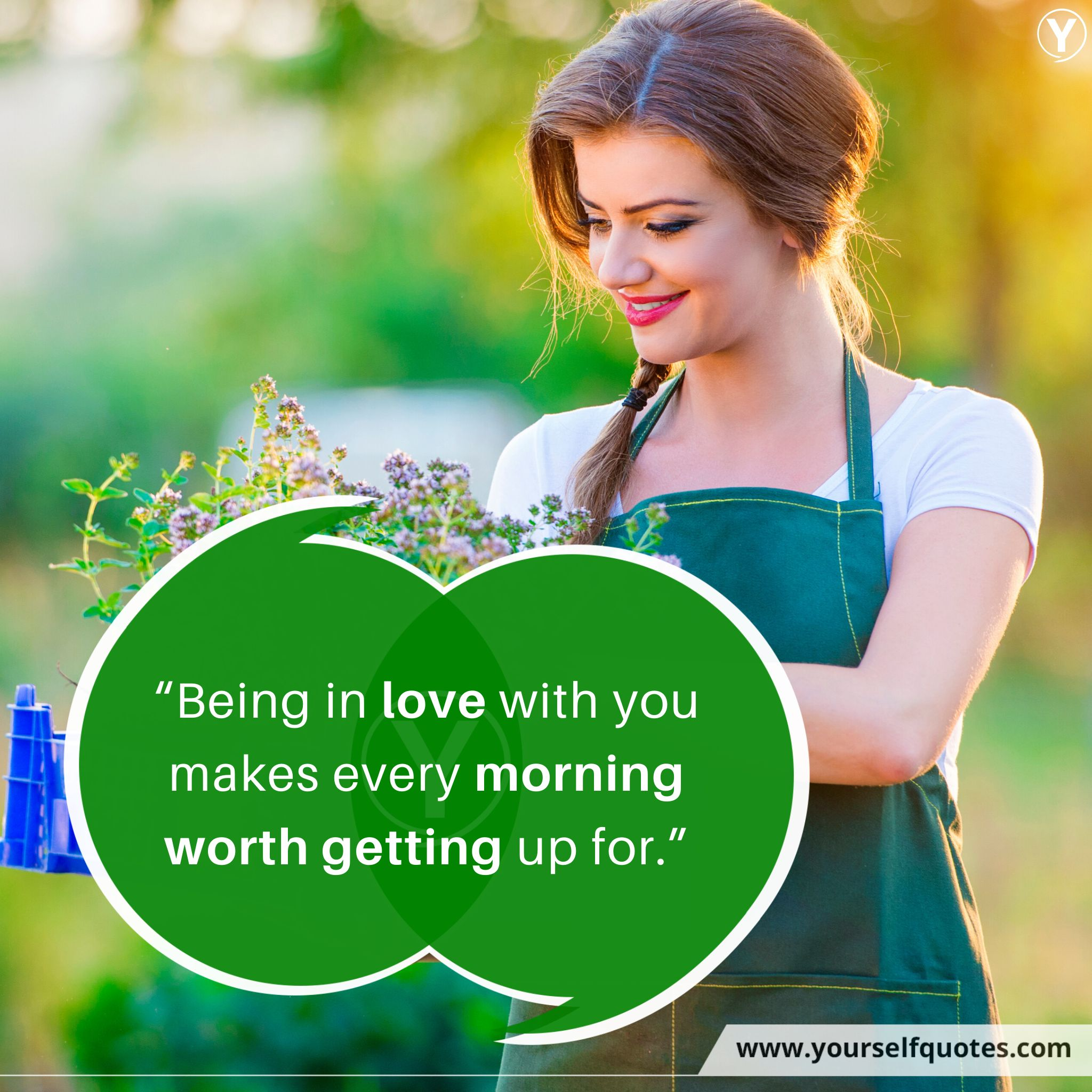 Morning Love Quotes Photos