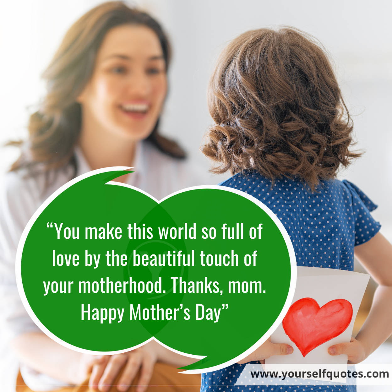 Mother's Day Wishes Quotes With Images