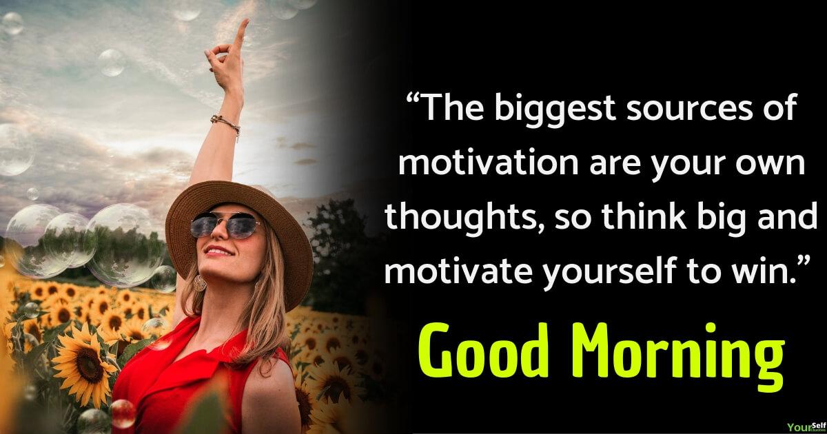 Pesan Selamat Pagi Motivasi