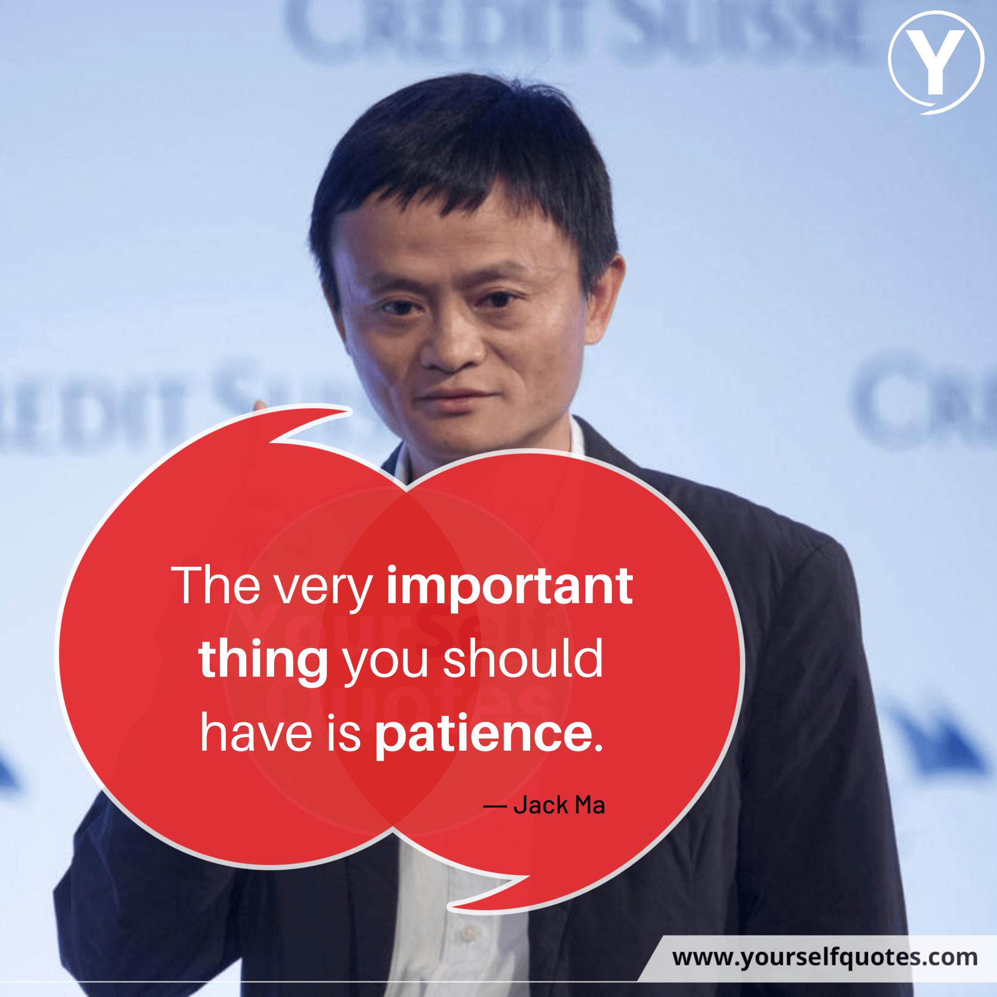 Motivational Jack Ma Quotes On Success