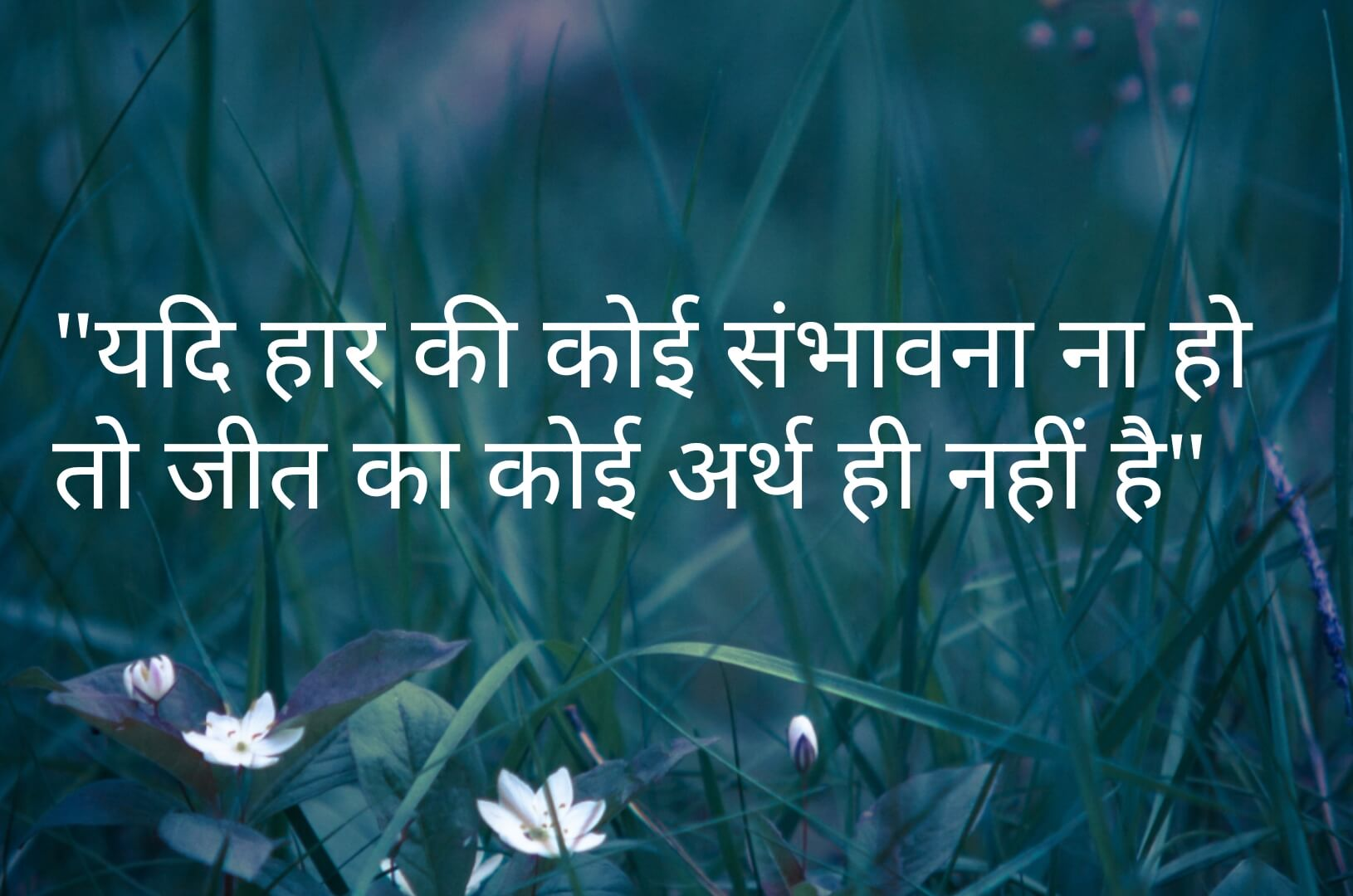 Best Motivational Shero Shayari in Hindi