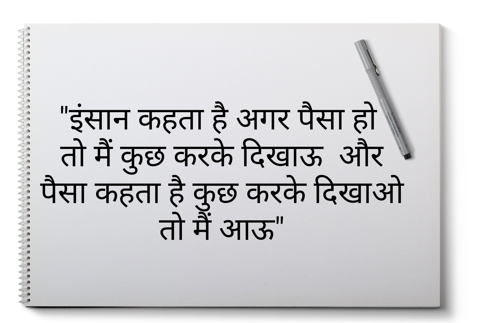 About Motivational Shayari in Hindi