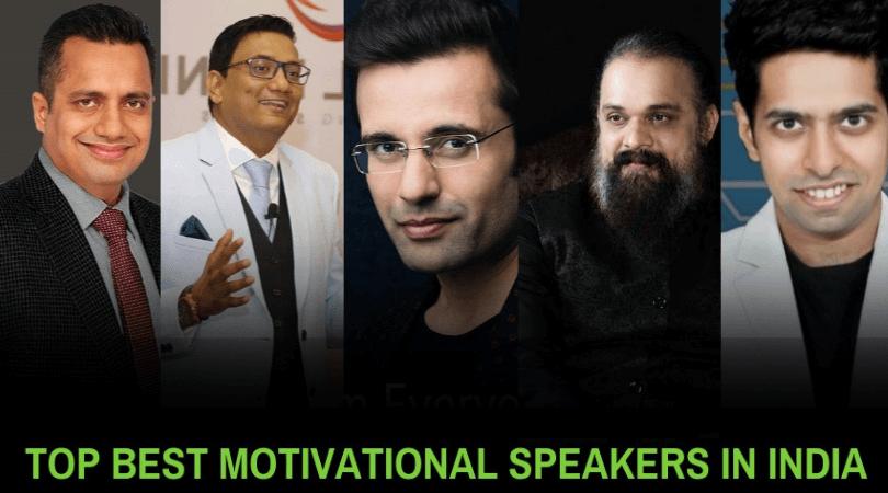 Motivational Speakers of India