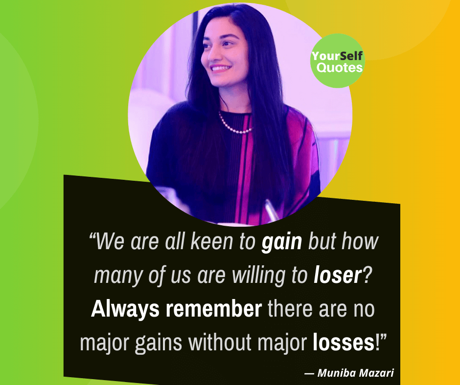 Muniba Mazari New Quotes