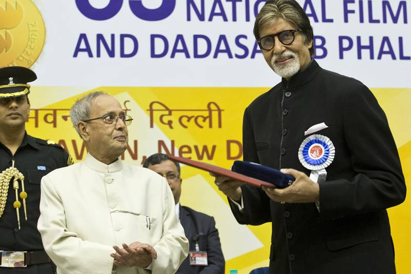 National Film Awards Amitabh Bachchan