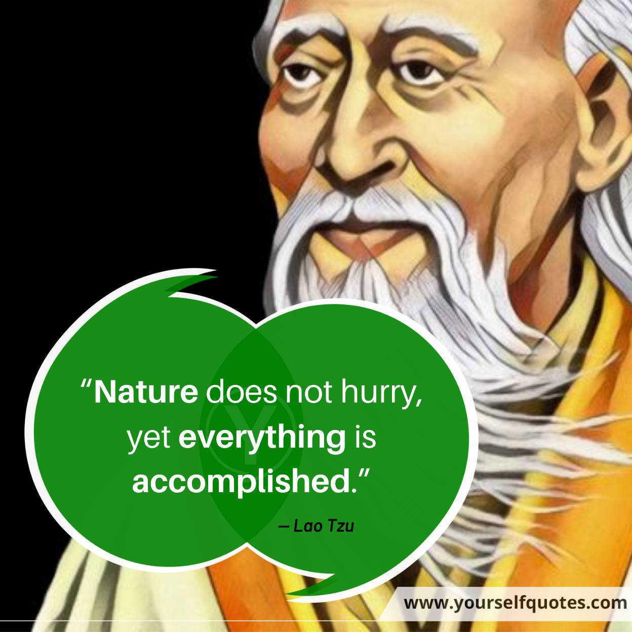 Nature Quotes Images by Lao Tzu