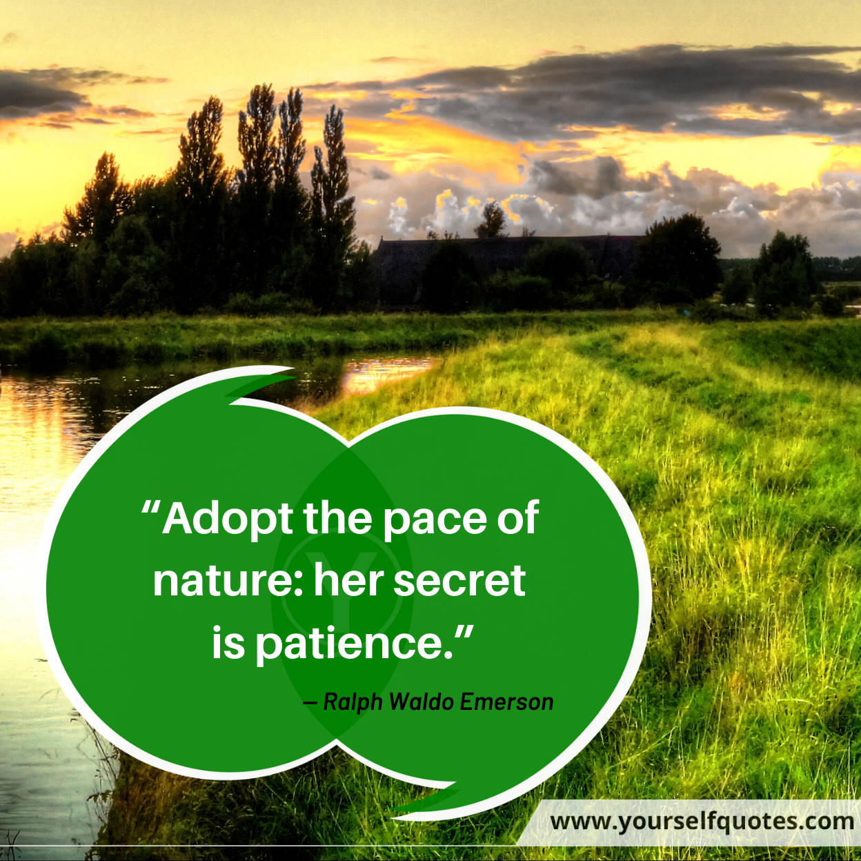 Nature Quotes by Ralph Waldo Emerson