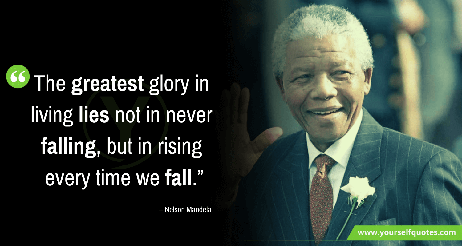 Nelson Mandela Greatest Quotes