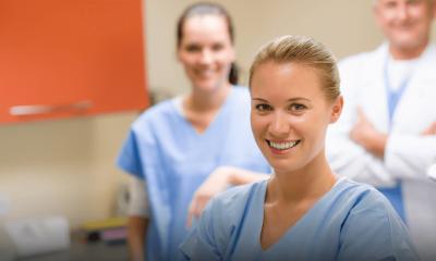 Work as a Nurse