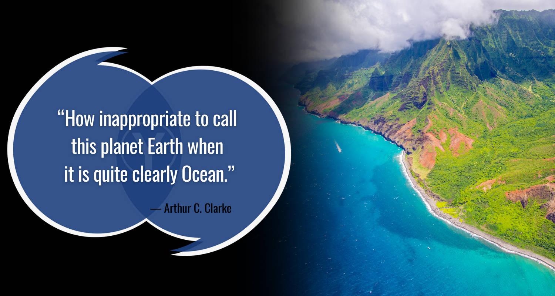 Kutipan Laut oleh Arthur C. Clarke
