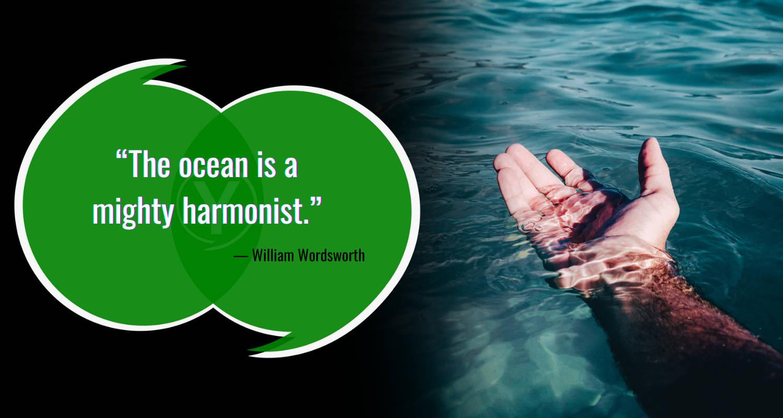 Kutipan Laut oleh William Wordsworth