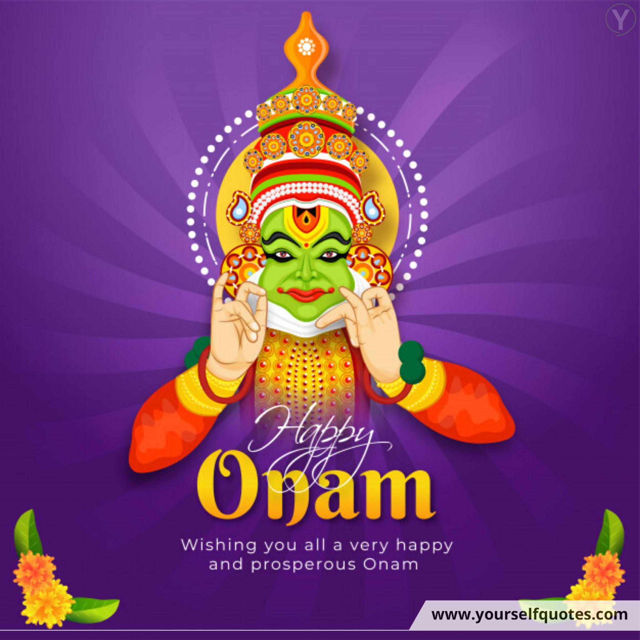 Onam Festival Images