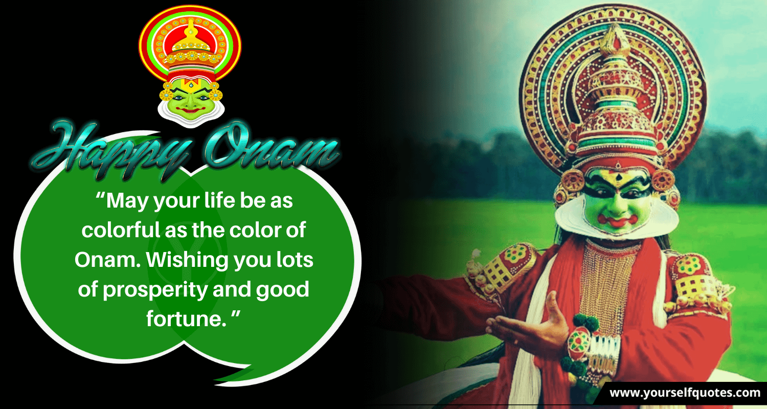 Onam Messages Wishes Images